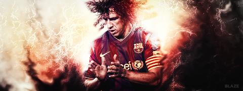 Carles puyol by BlazeAart