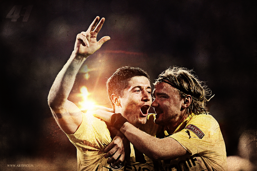 Borussia Dortmund by BlazeAart