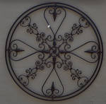 decorative disc by RecreateStock