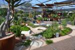 Garden retreat front by RecreateStock