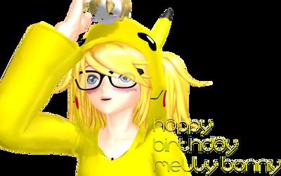 Happy Birthday Melly!!!