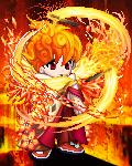 Gaiaonline avatar: Flame King by Mrsnakehead08