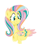 Rainbow Power - Fluttershy
