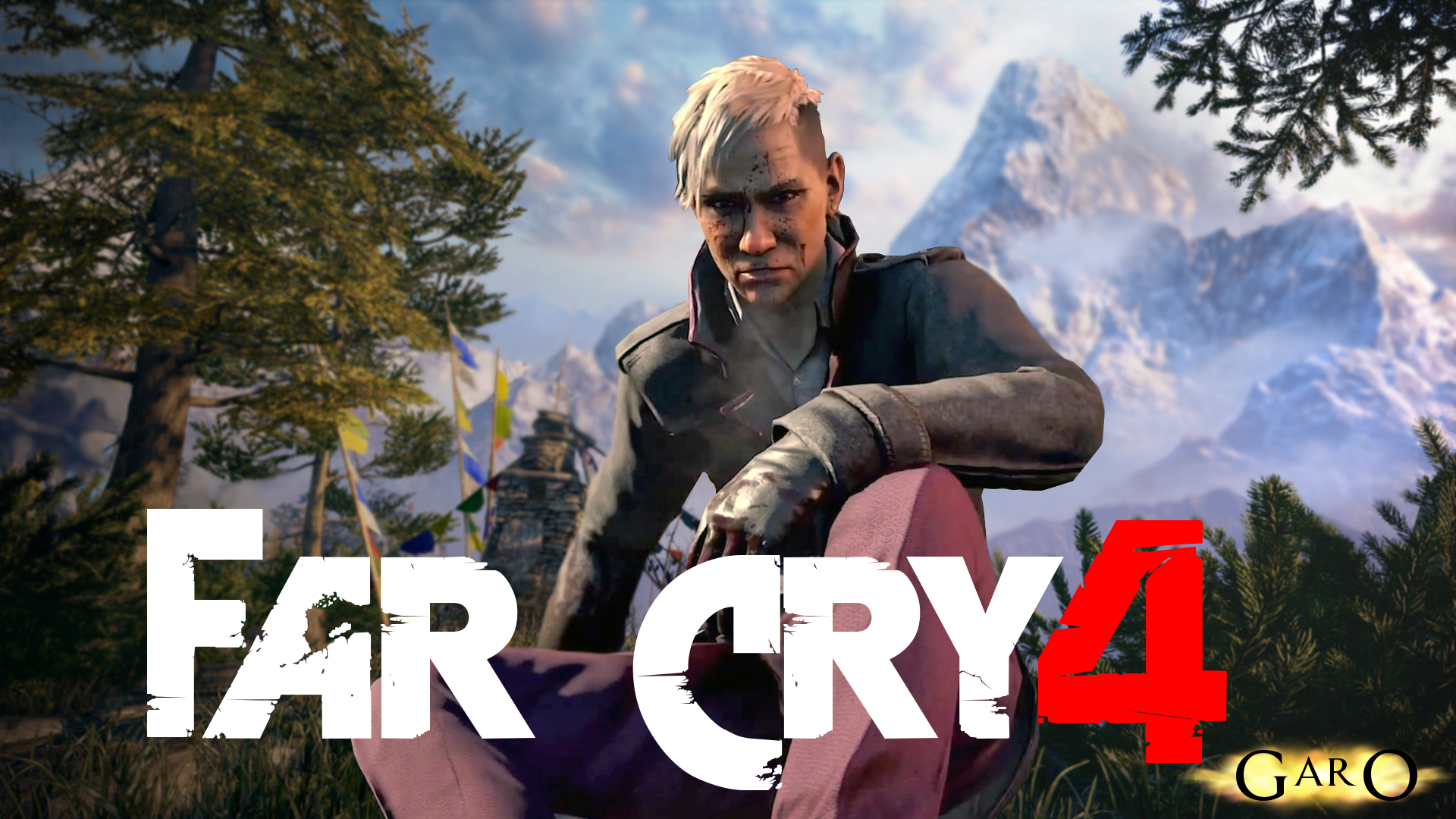 Far Cry 4 Wallpaper Pagan Min By Garoarts On Deviantart