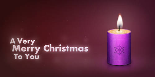 Merry Christmas by AgentCosmic