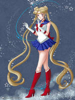 Sailor Moon by MaryIL