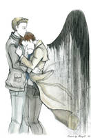 SPN My angel by MaryIL