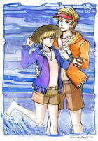 APH Ice-cream for my love by MaryIL
