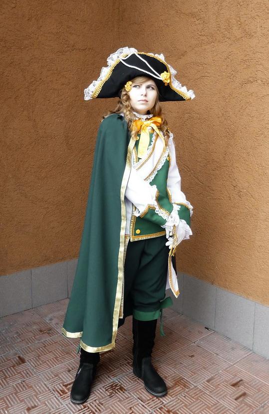 APH-Elizabeth-cosplay by MaryIL