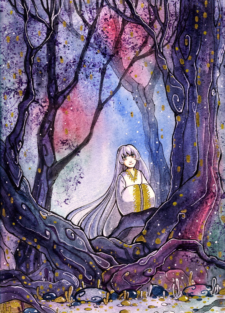 Dream Forest By MaryIL