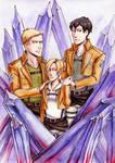 SNK Trio