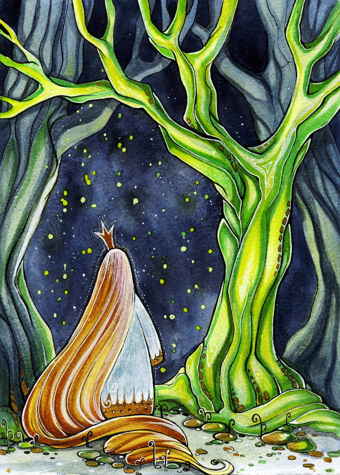 Fireflies by MaryIL