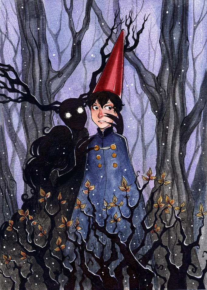 Otgw the beast by maryil on deviantart - Watch over the garden wall online free ...