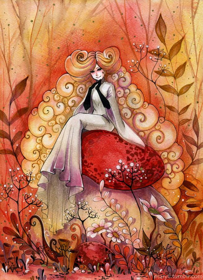 Autumn by MaryIL
