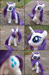 Posable Needle Felted Rarity