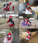 Ponyfied TFP Knockout - MLP Plushie Contest
