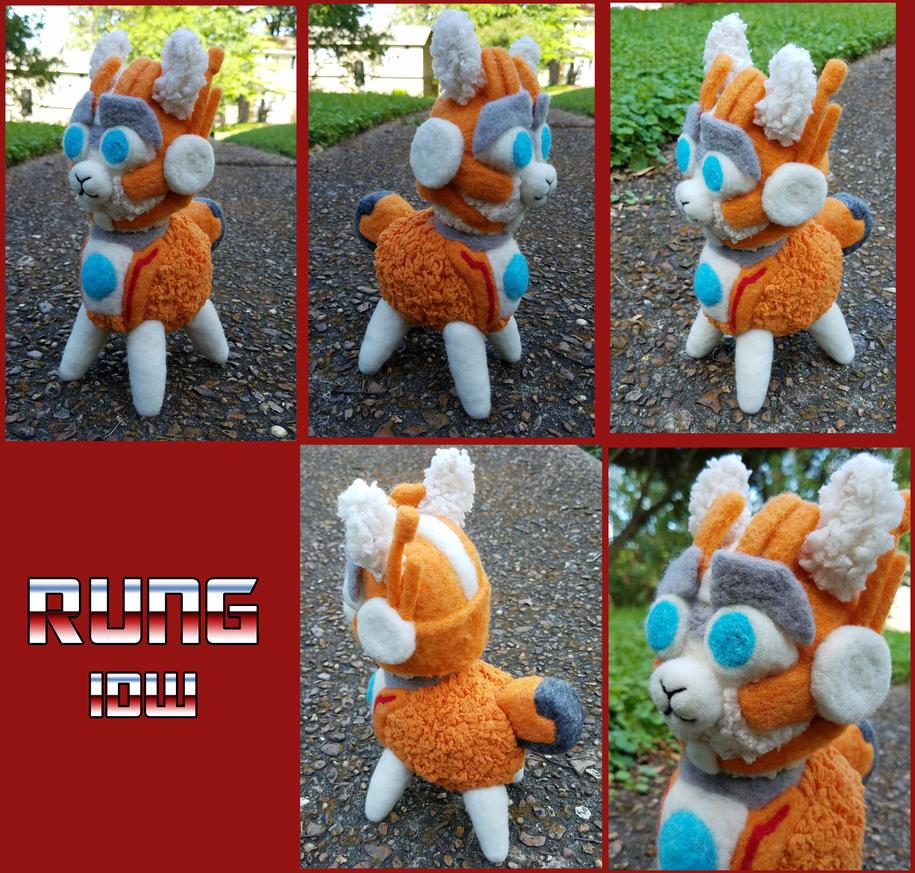 Alpacaformers - IDW Rung by SnowFox102