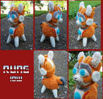 Alpacaformers - IDW Rung
