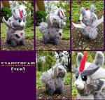 Alpacaformers - TFP Starscream (new tail design)