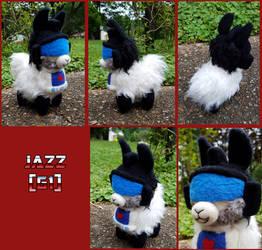Alpacaformers - G1 Jazz