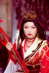 Diablo 3 Wizard Cosplay - Li-Ming