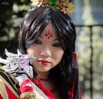 Seattle Cosplay Diablo 3 Wizard Li-Ming