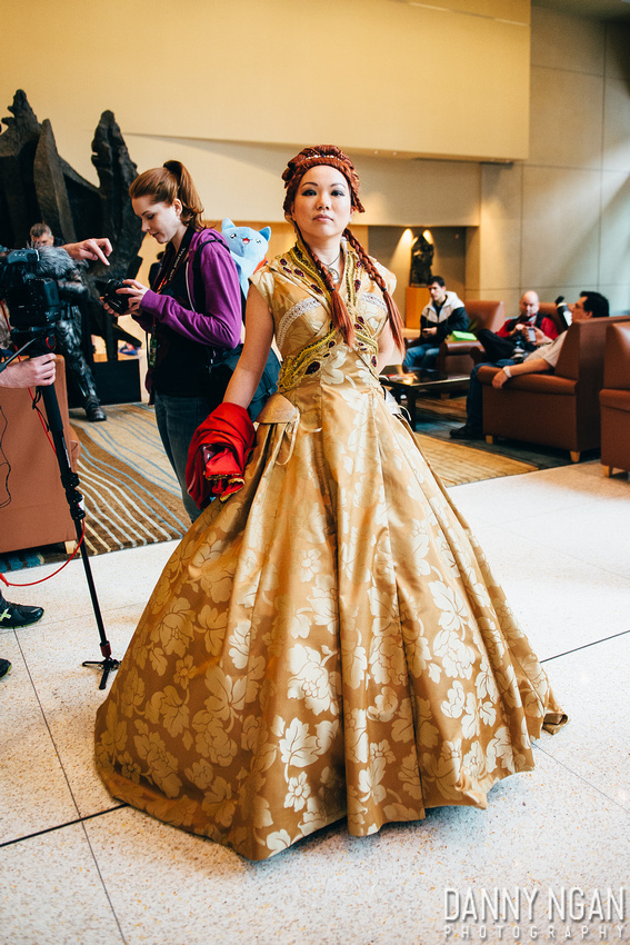 Game Of Thrones Sansa Stark Wedding Gown Cosplay By Seattle