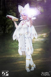 Lana - Hyrule Warrior, Guardian of Time by Seattle-Cosplay