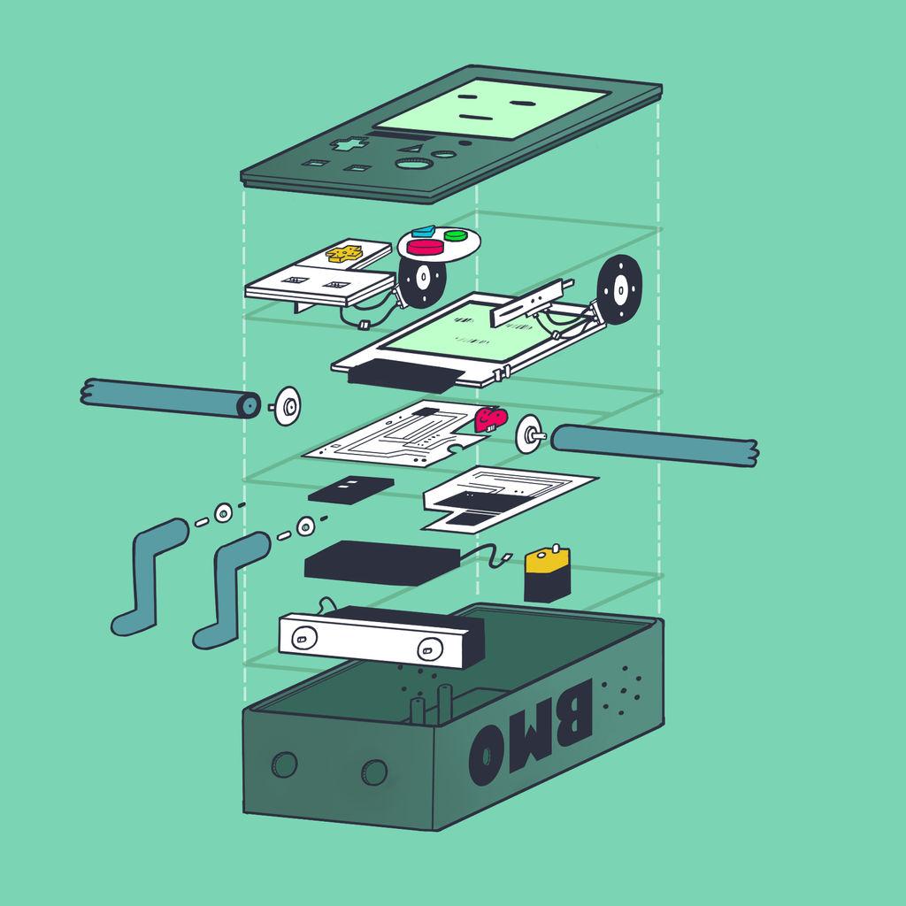 BMO entertainment system