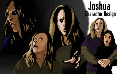 Joshua character design by deanfenechanimations