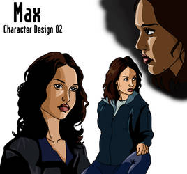 Max 02 character design by deanfenechanimations