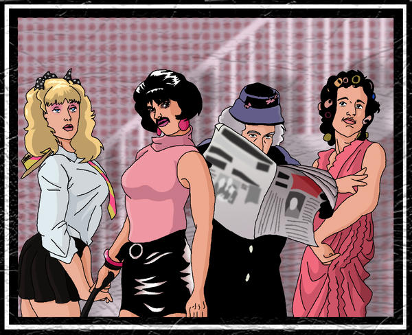 I Want to Break Free by deanfenechanimations