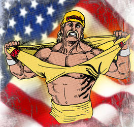 Watcha gonna do when Hulkamania runs wild on you?