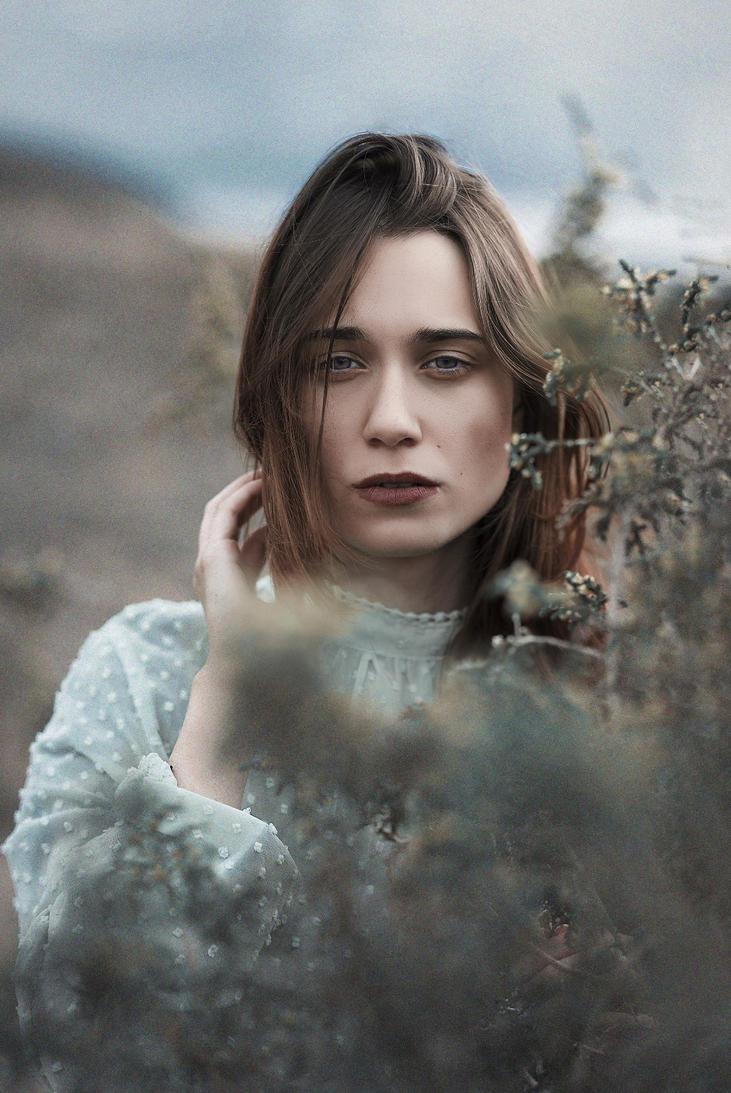 Portrait of sense by IreneM1