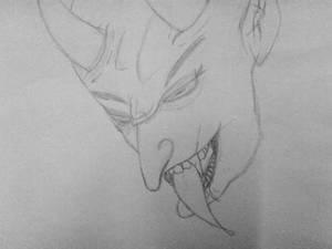 Demon Redraw. WIP.