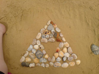 Triforce of...Stone?