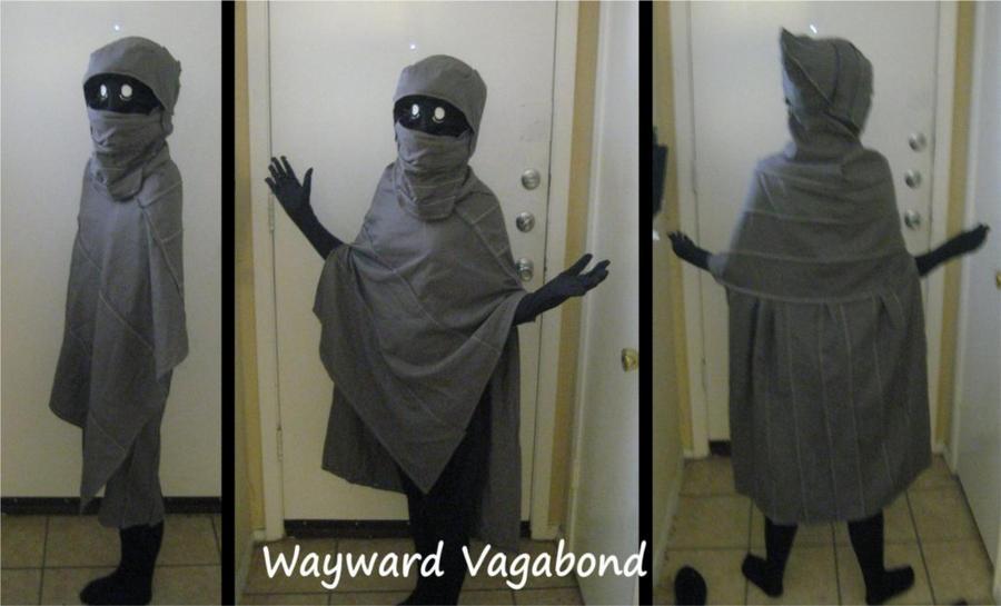 Wayward Vagabond cosplay by TrueAlaso
