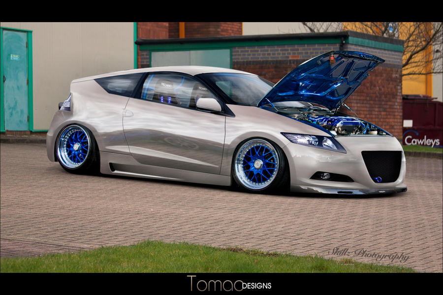Honda Crz By Tomacc On Deviantart
