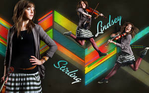 Lindsey_Stirling_wallpaper by juztkiwi