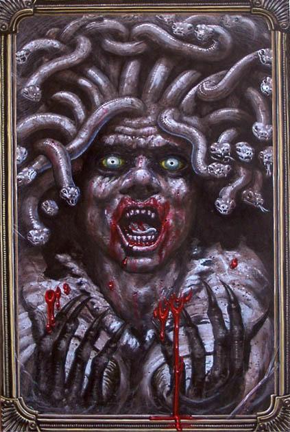 Medusa the Gorgon