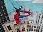 spider-man finished