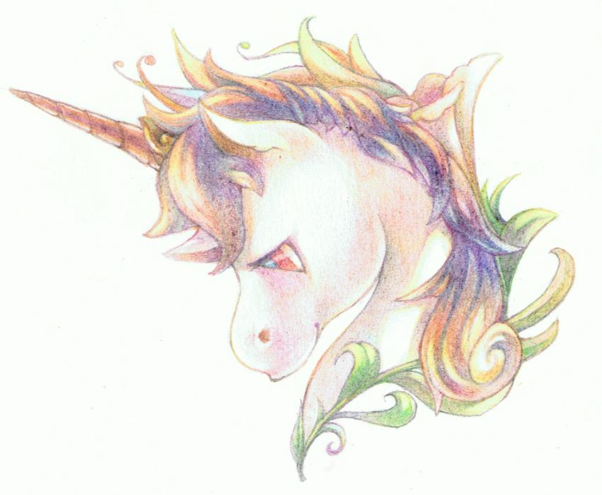 Unicorn by jengslizer