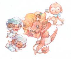 Tail's story by jengslizer