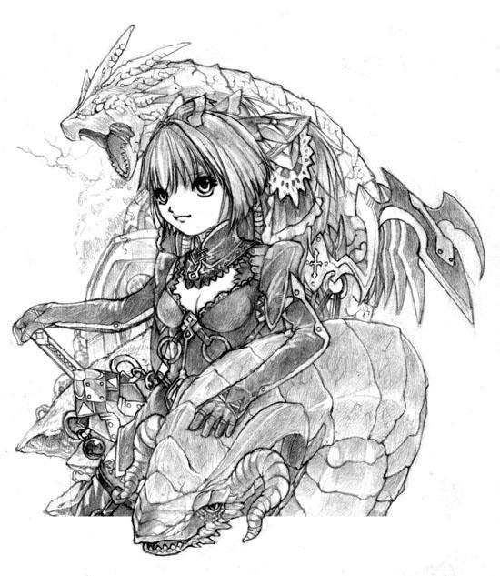 Lilith by jengslizer