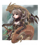 Lilith and Dragon