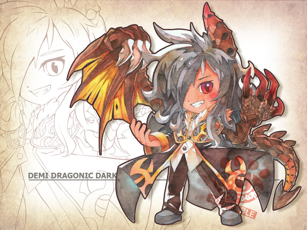 Demi Dragonic Dark by jengslizer