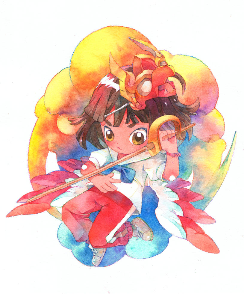 Garuda by jengslizer