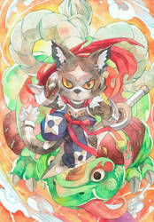 Shinobi Kuro Neko