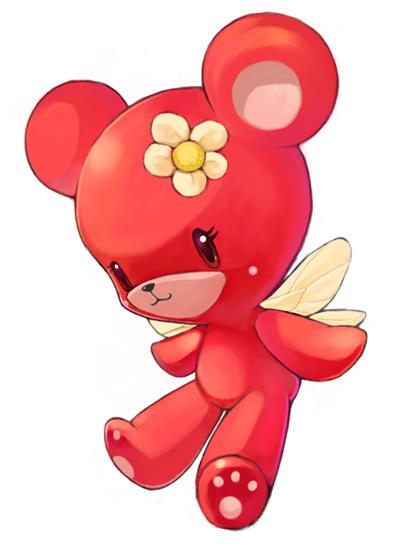 ~ Petite Plage ~  Bear_by_jengslizer