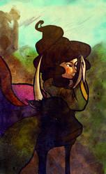 The Black Bull of Norroway by LeBlah